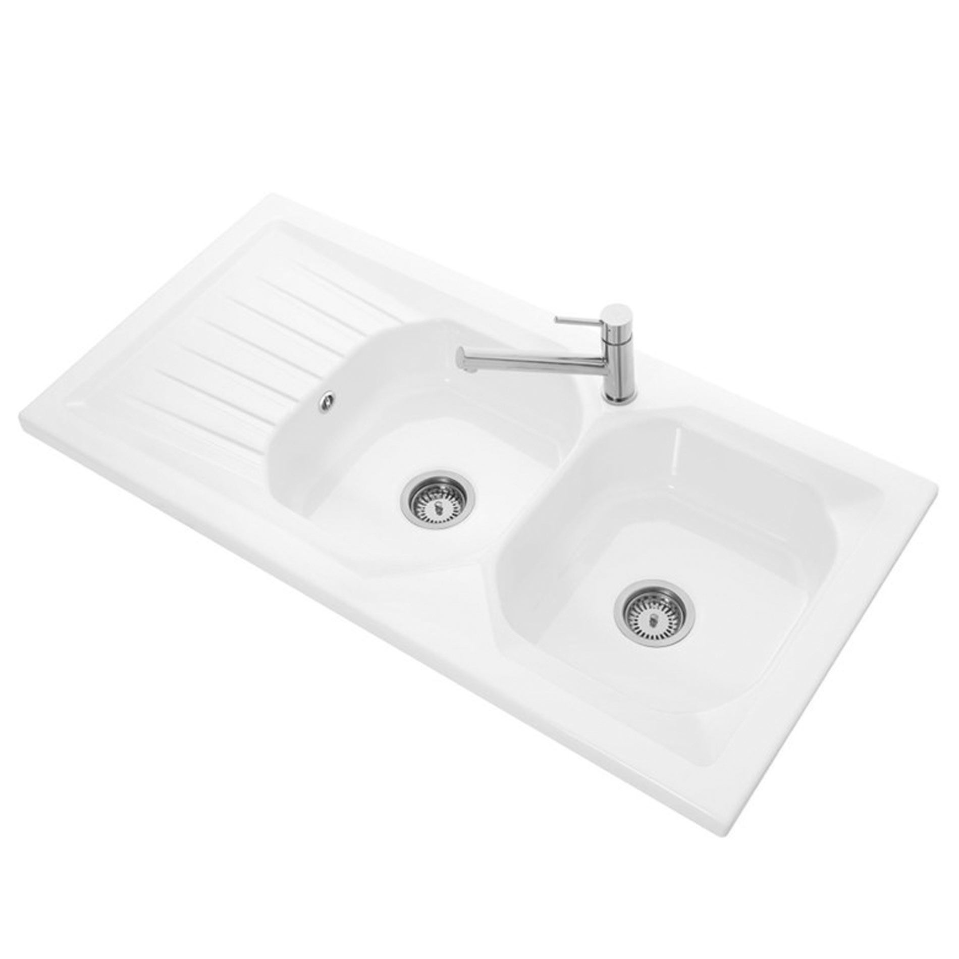 Sit-On - Kitchen Sinks & Taps