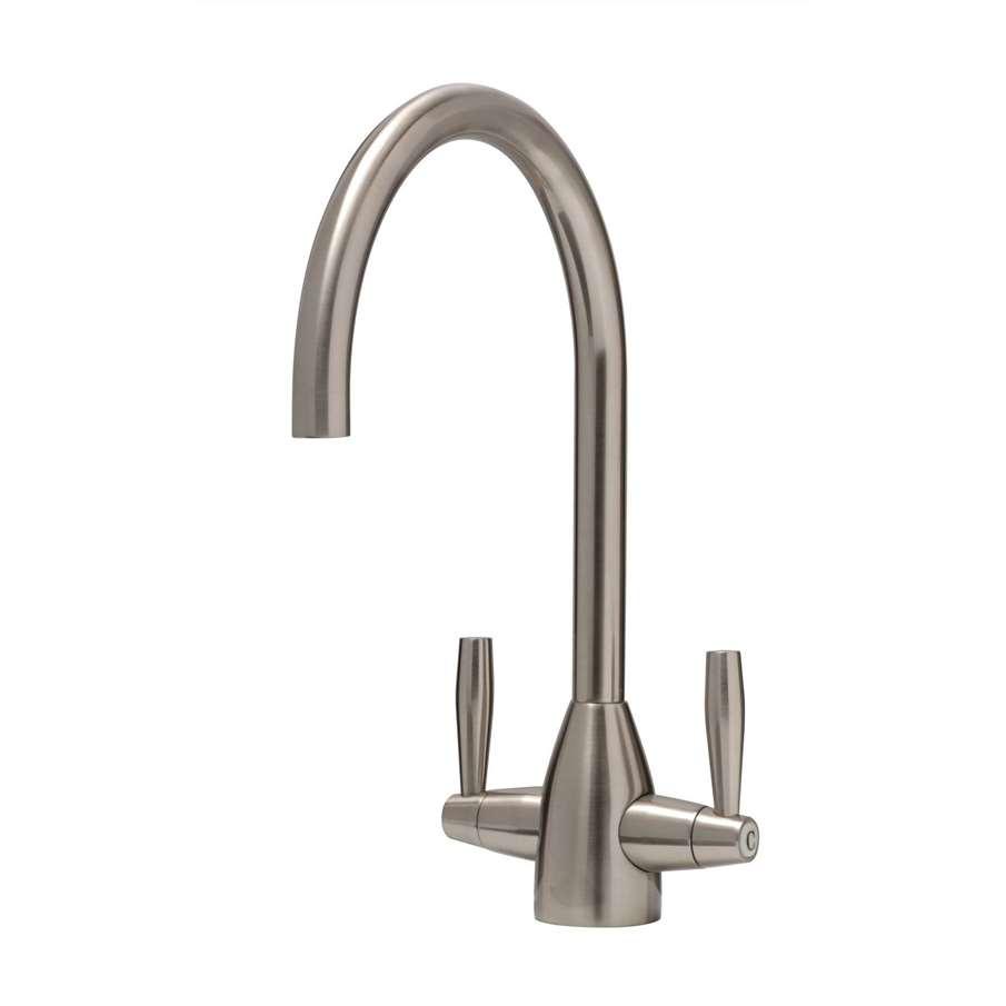 Caple Avel Brushed Nickel Tap Kitchen Sinks Amp Taps