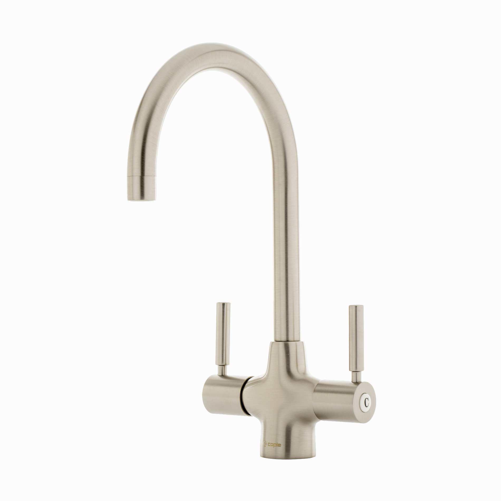 Caple: Washington Brushed Nickel Tap - Kitchen Sinks & Taps