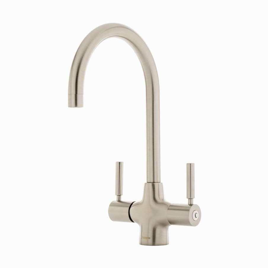 Caple Washington Brushed Nickel Tap Kitchen Sinks Amp Taps