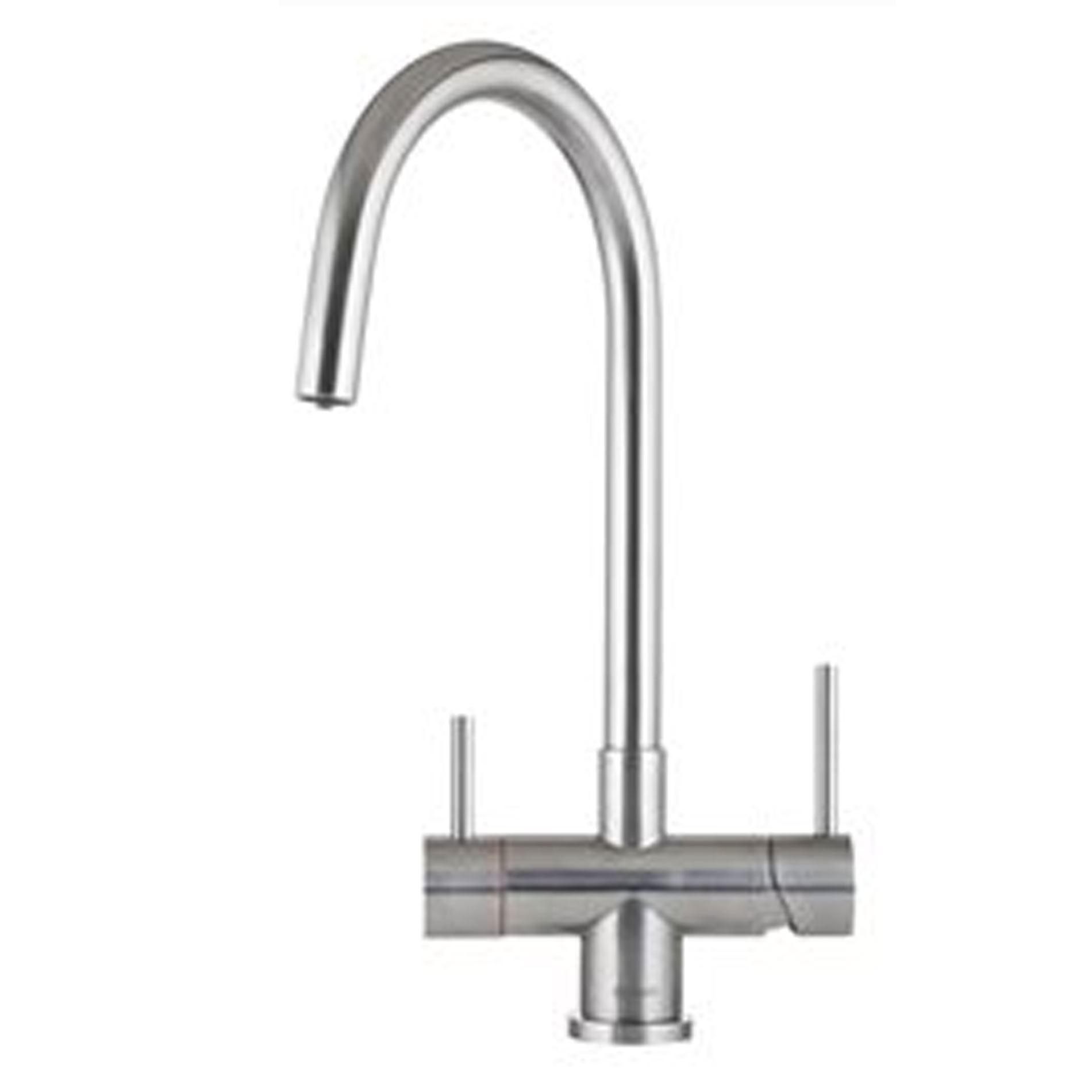 caple vapos 3 in 1 steaming hot water tap kitchen sinks taps