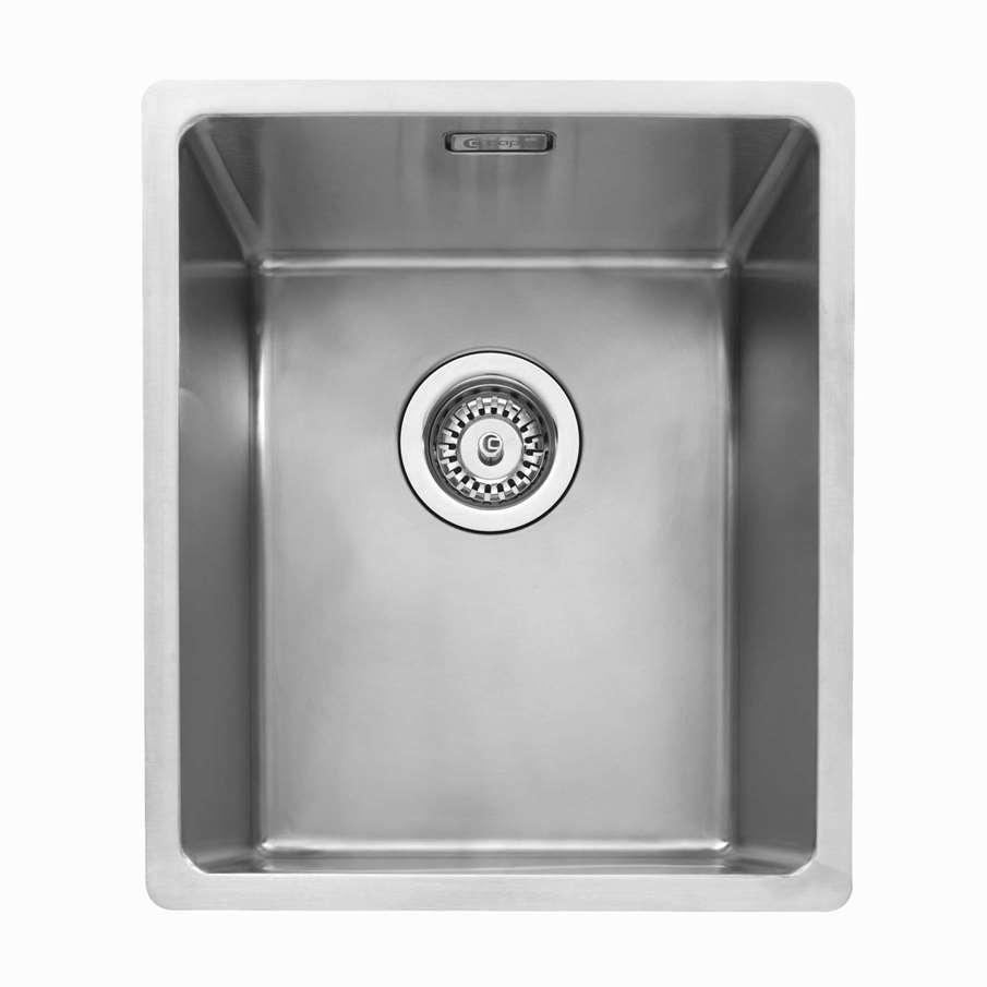 Caple: Mode 34 Stainless Steel Sink - Kitchen Sinks & Taps