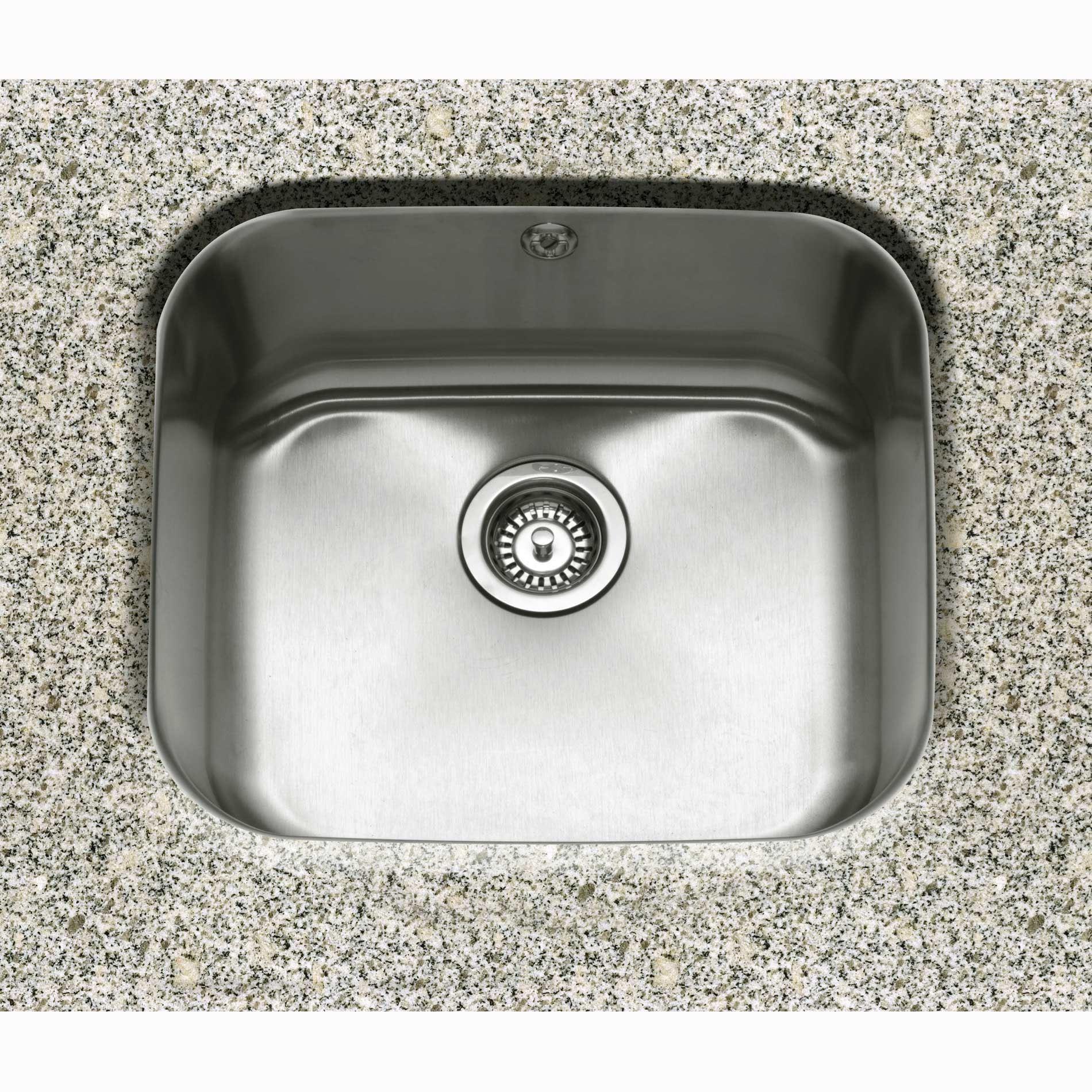 Caple Form 42 Stainless Steel Sink Kitchen Sinks Taps