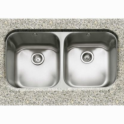 Picture of Caple: Form 3636 Stainless Steel Sink