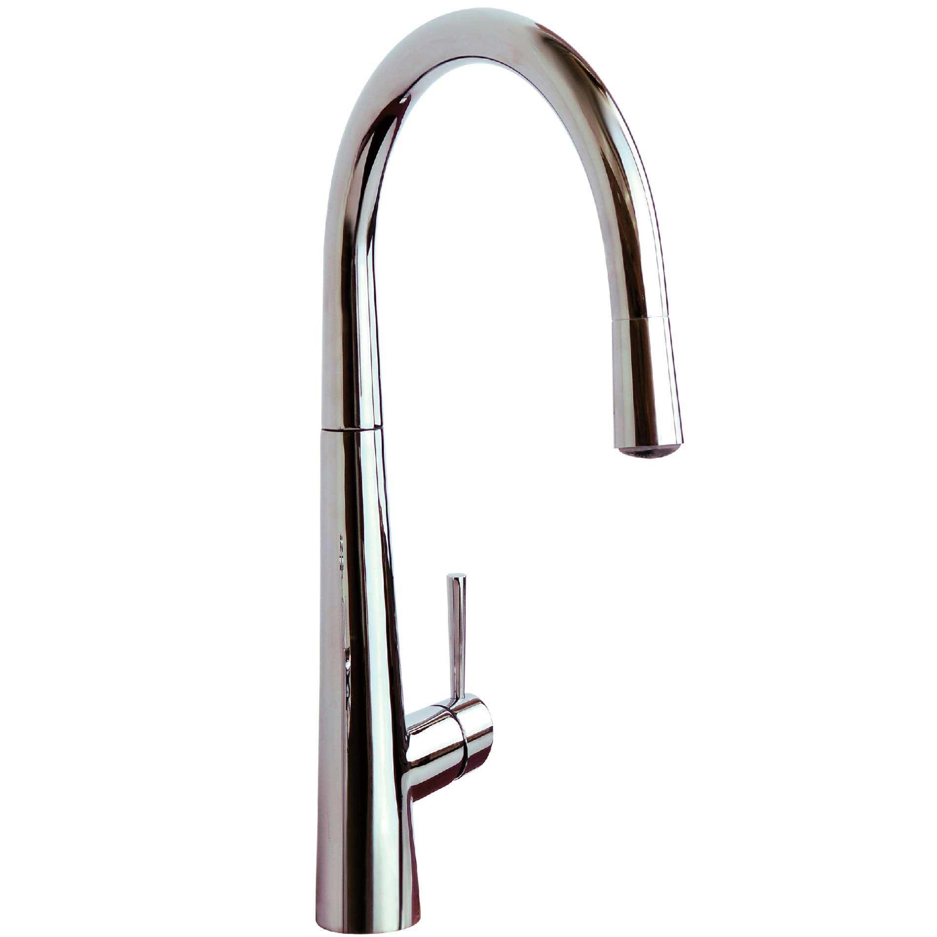 Reginox Virage Led Chrome Pull Out Tap Kitchen Sinks Amp Taps