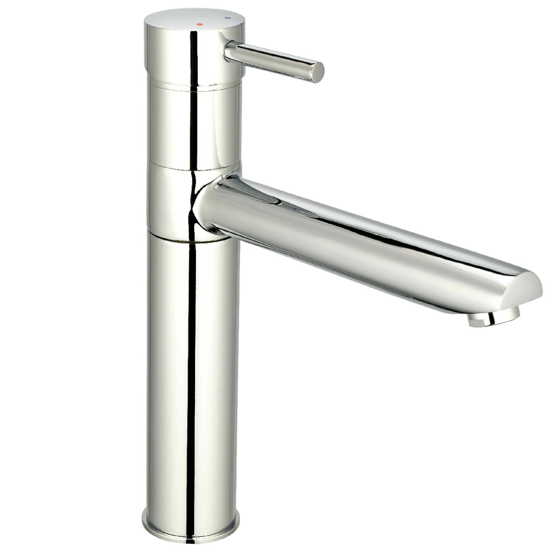 taps for kitchen sinks uk reginox hudson chrome tap kitchen sinks amp taps 8437