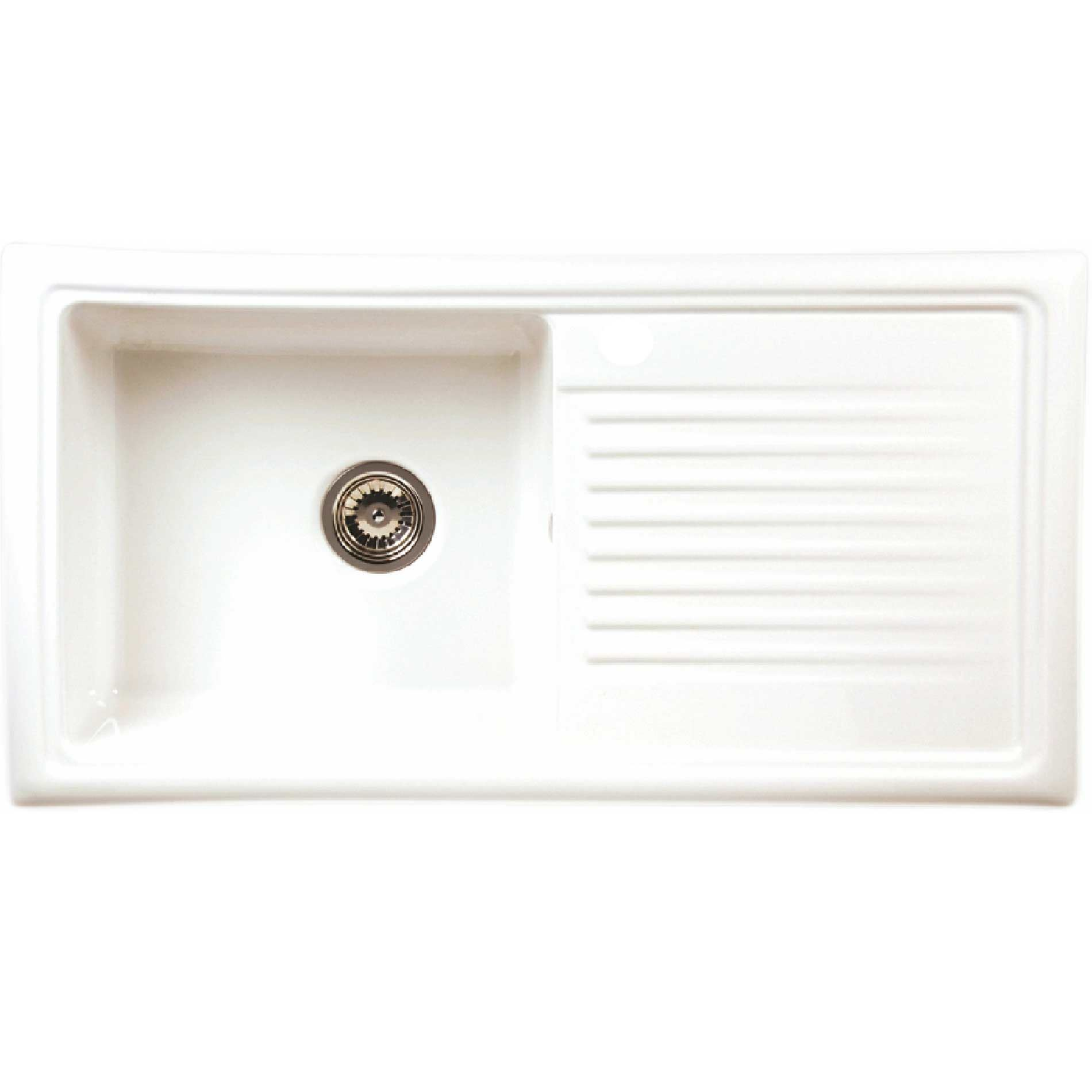 Picture Of RL304CW Ceramic Sink
