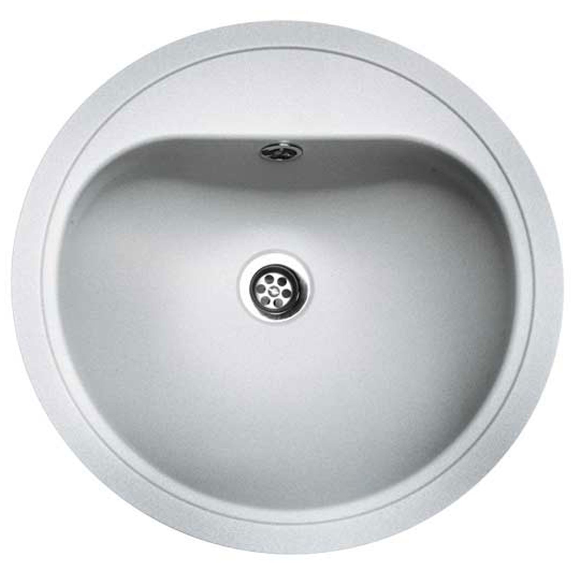 Picture of Atlantis Arctic White Stainless Steel Sink
