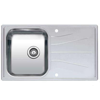 Picture of Reginox: Diplomat 10 ECO / RLE217S Stainless Steel Sink