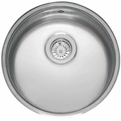 Picture of Reginox: L18 390 OKG / RF306S Stainless Steel Sink