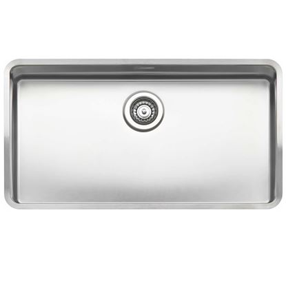 Picture of Reginox: Kansas 80x42 Stainless Steel Sink