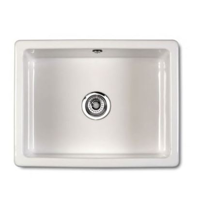 Picture of Shaws: Classic Inset Ceramic Sink