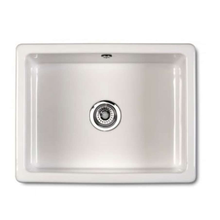 Shaws Classic Inset Ceramic Sink Kitchen Sinks Amp Taps