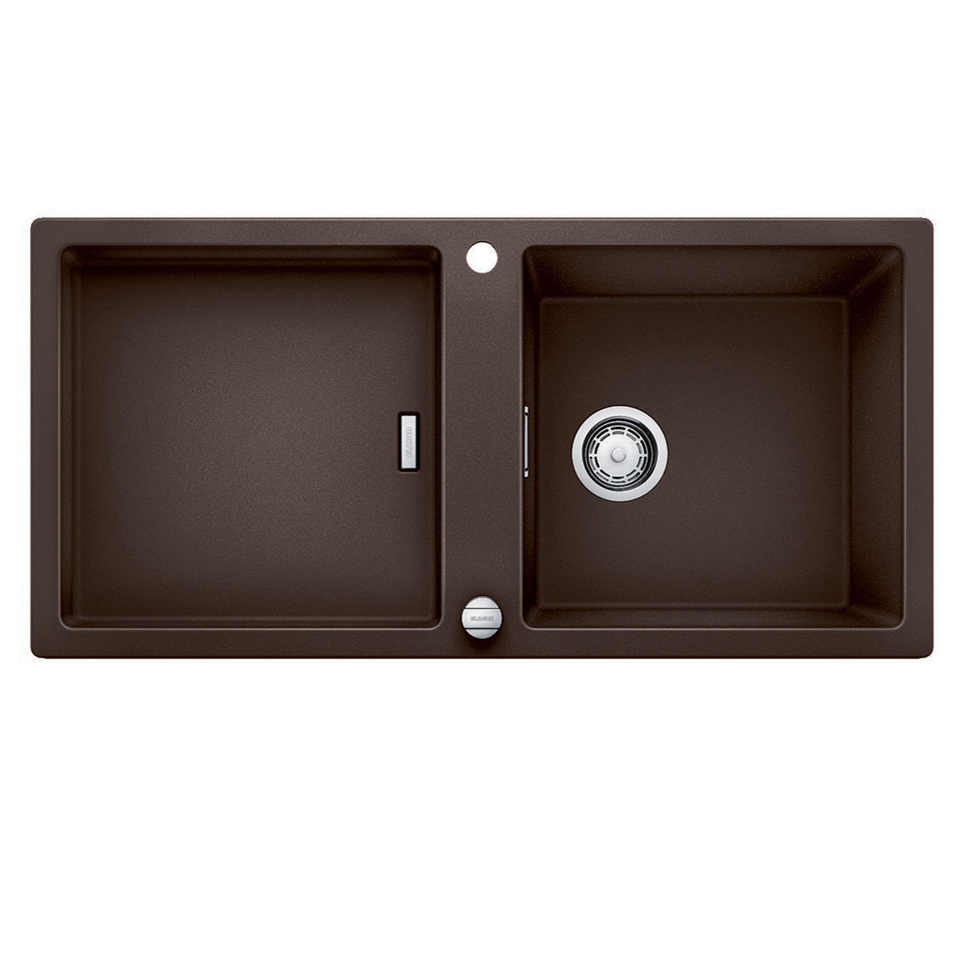 Blanco Adon Xl 6 S Coffee Silgranit Sink Kitchen Sinks