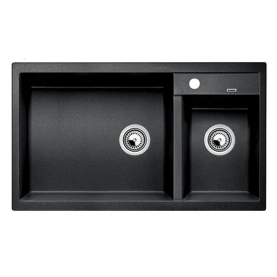 Blanco Vs Franke Sinks : Blanco: Metra 9 Anthracite Silgranit Sink - Kitchen Sinks & Taps