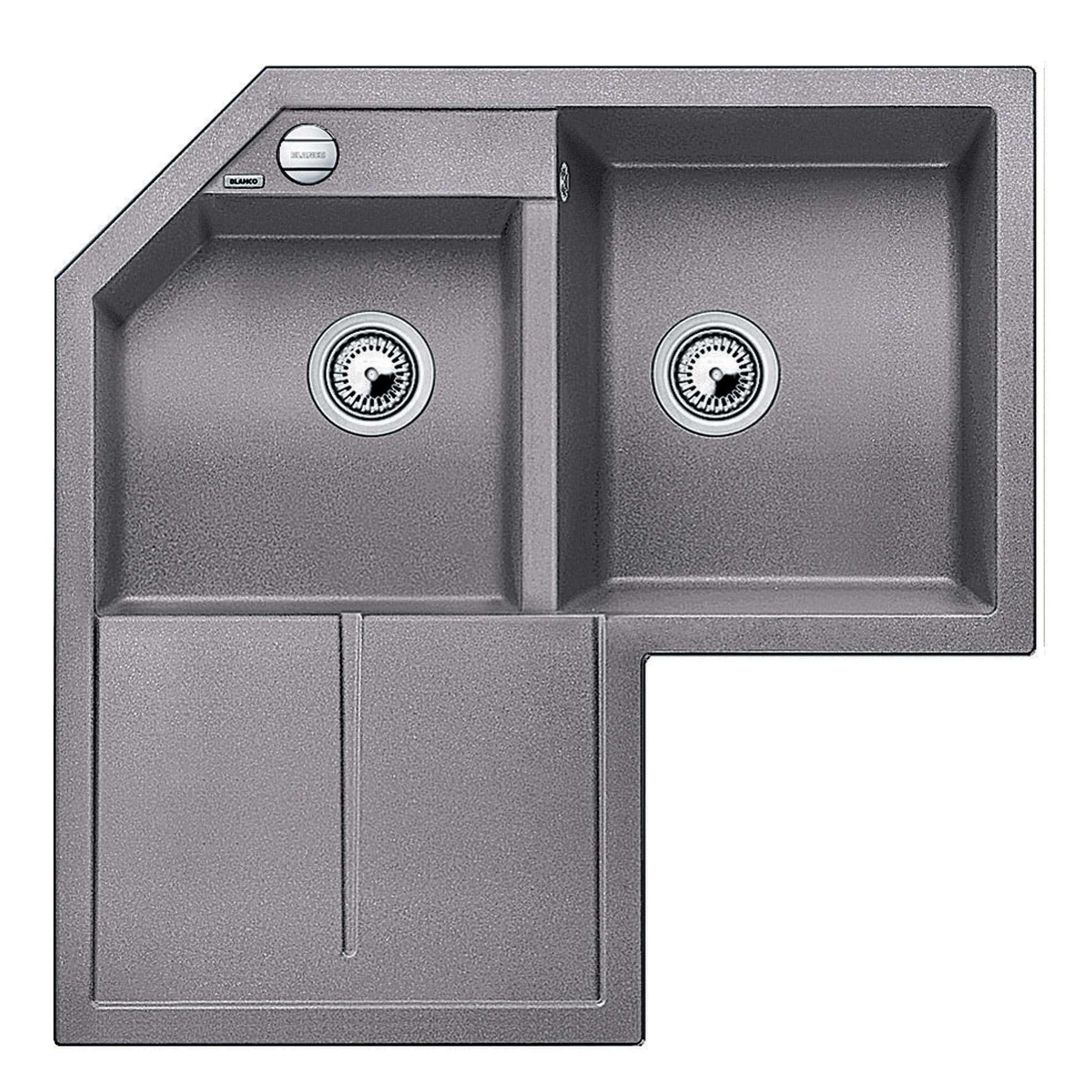 Picture of Metra 9 E Alumetallic Silgranit Sink