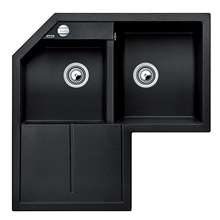 Picture of Metra 9 E Anthracite Silgranit Sink