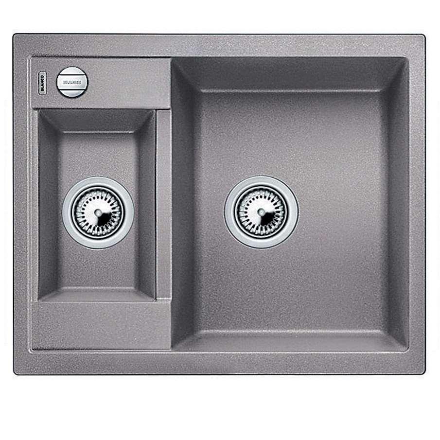 Blanco Metra 6 Alumetallic Silgranit Sink Kitchen Sinks