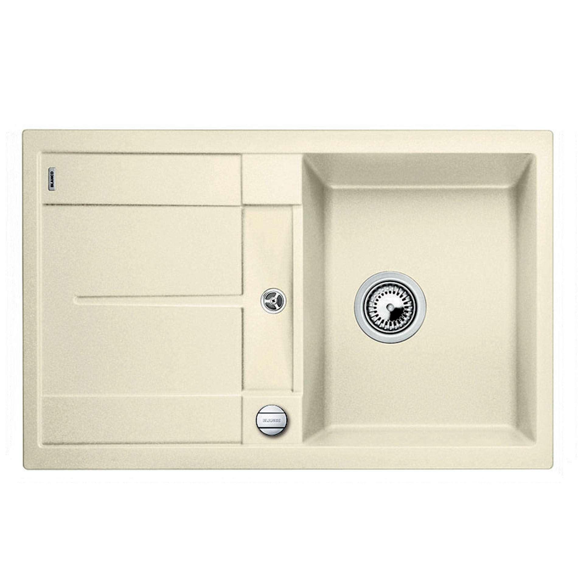 blanco metra 45 s jasmin silgranit sink kitchen sinks. Black Bedroom Furniture Sets. Home Design Ideas