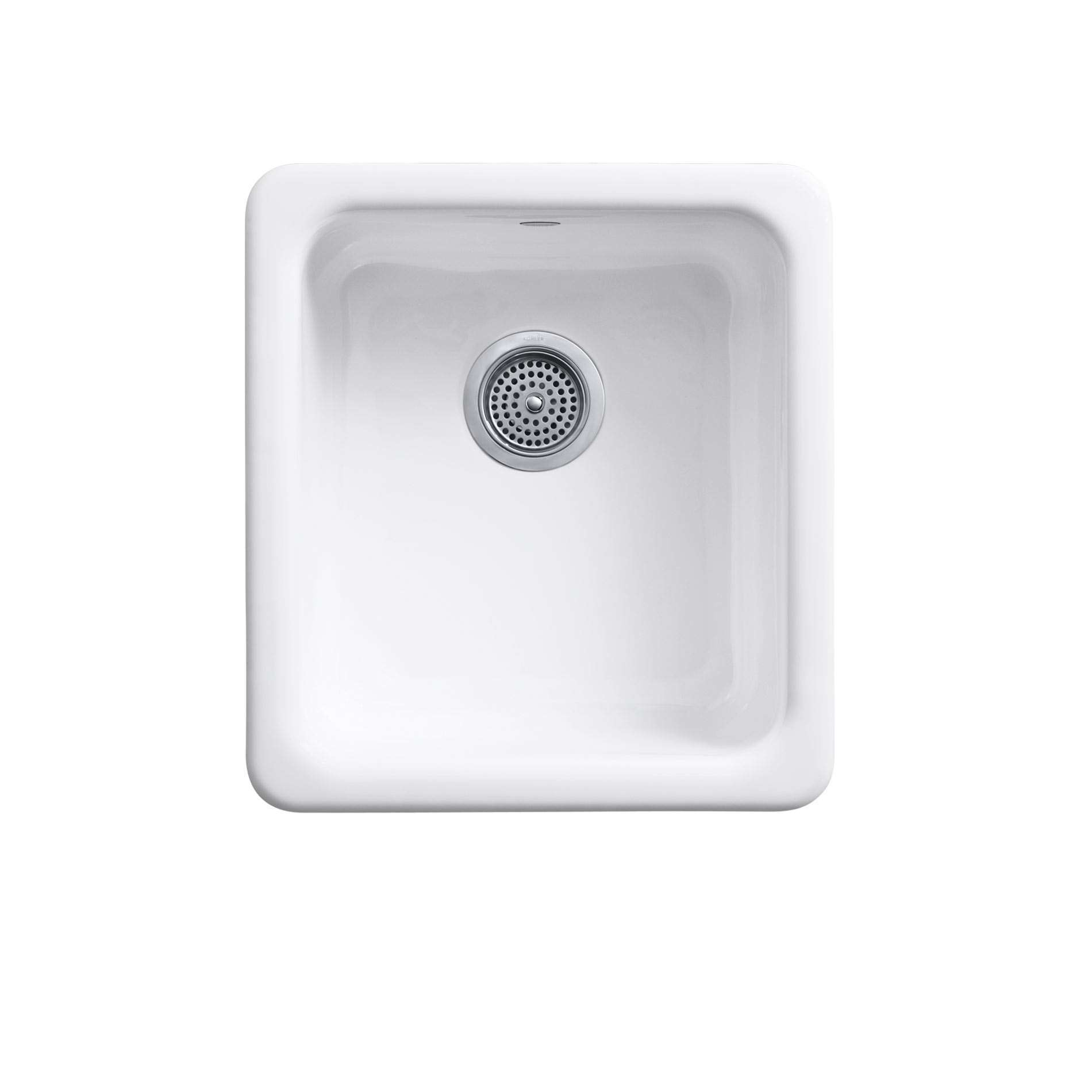 Picture of iron tones 6584 cast iron sink