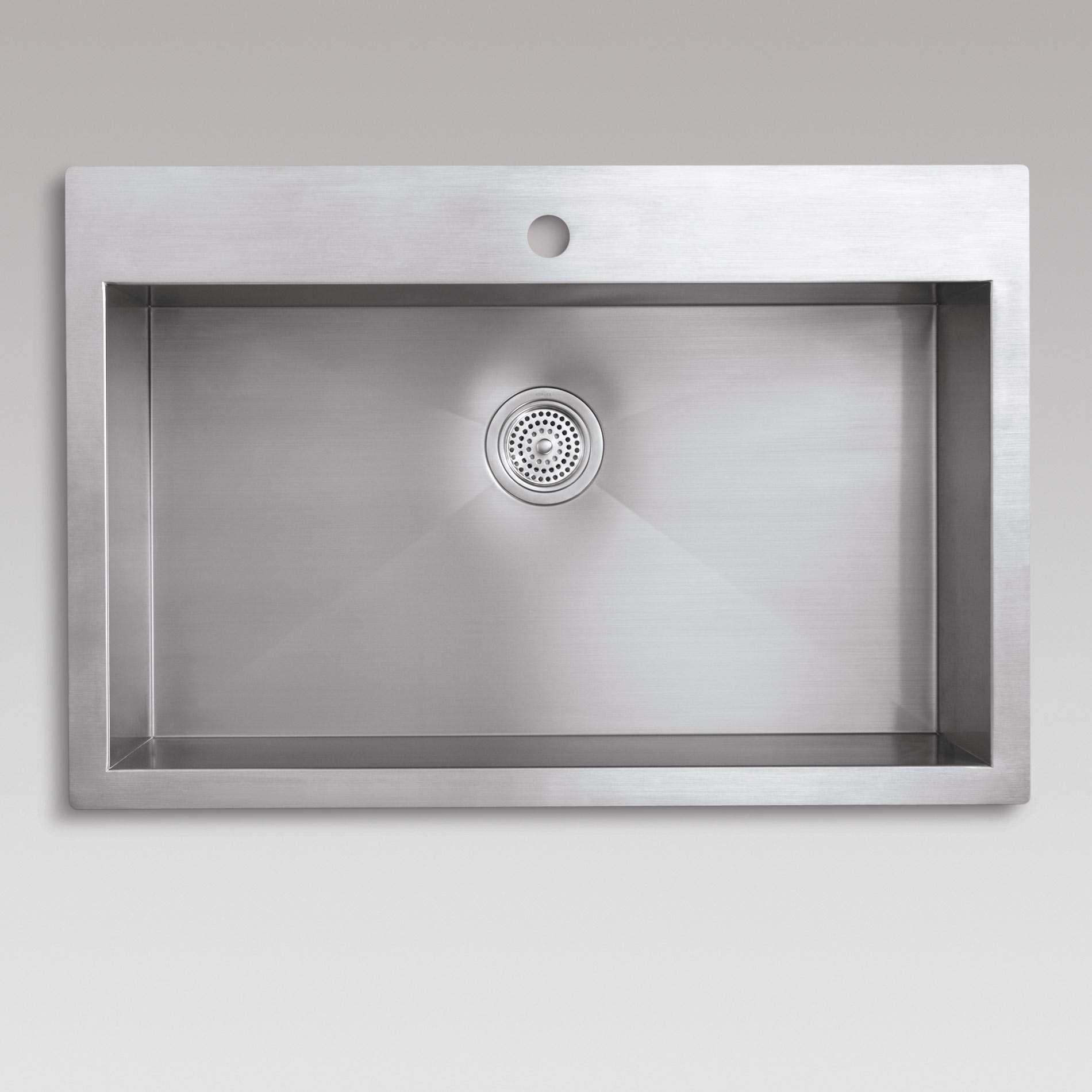 Picture of Vault 3821 Stainless Steel Sink