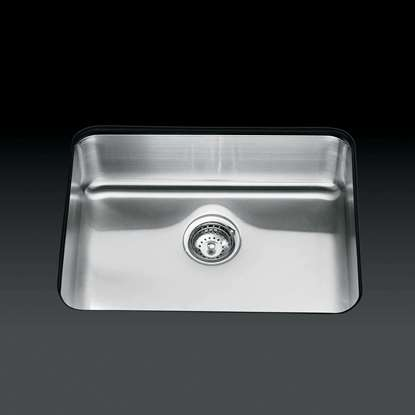 Picture of Kohler: Icerock 3332 Stainless Steel Sink