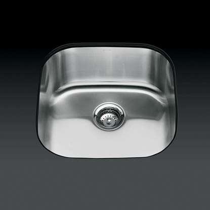 Picture of Kohler: Icerock 3335 Stainless Steel Sink