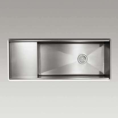 Picture of Kohler: Stages 3761 Stainless Steel Sink