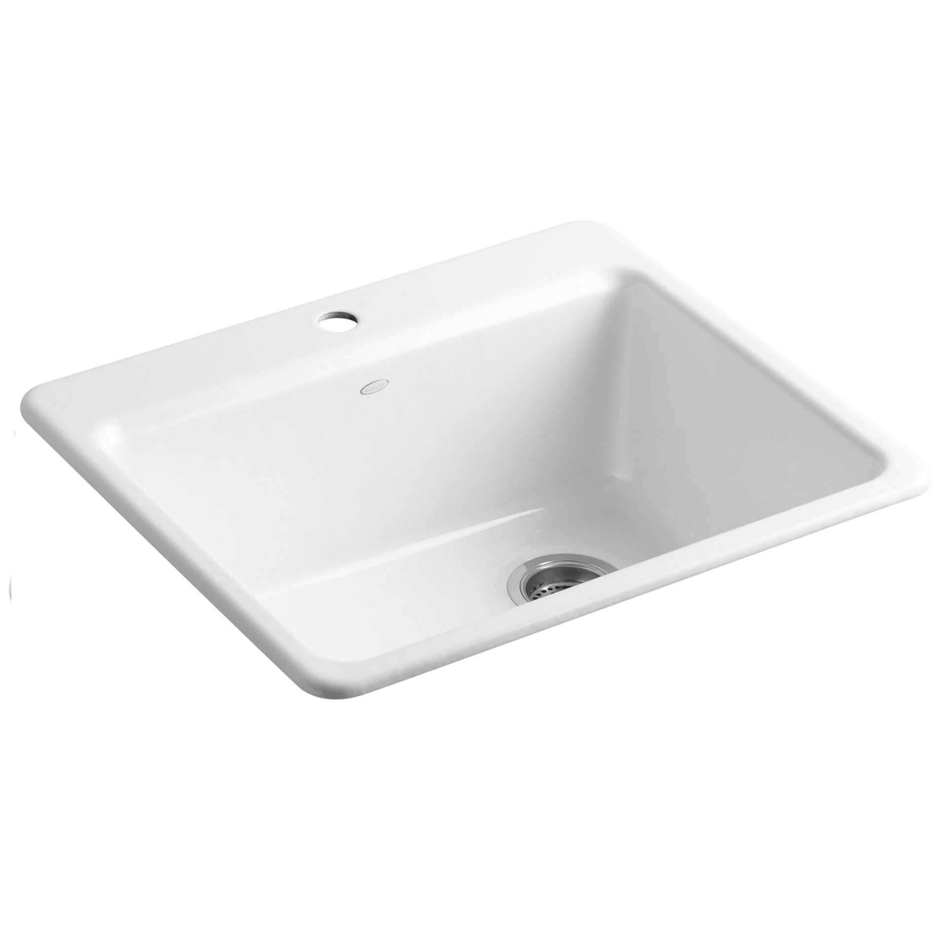 Picture of Riverby 5872 Inset Cast Iron Sink