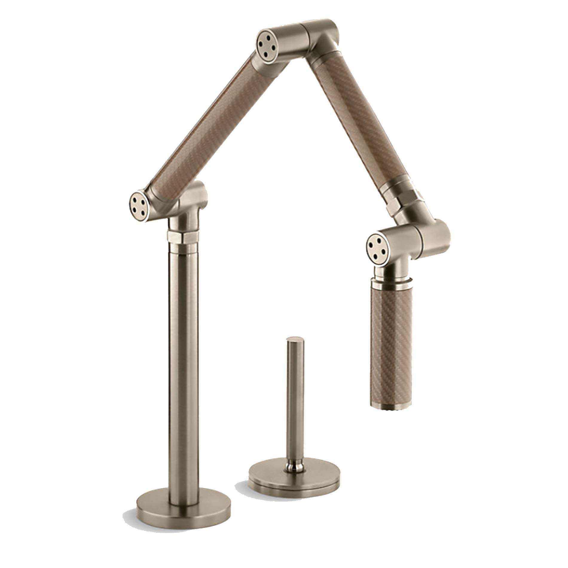 Picture of Karbon Bronze/Brushed Bronze Tap