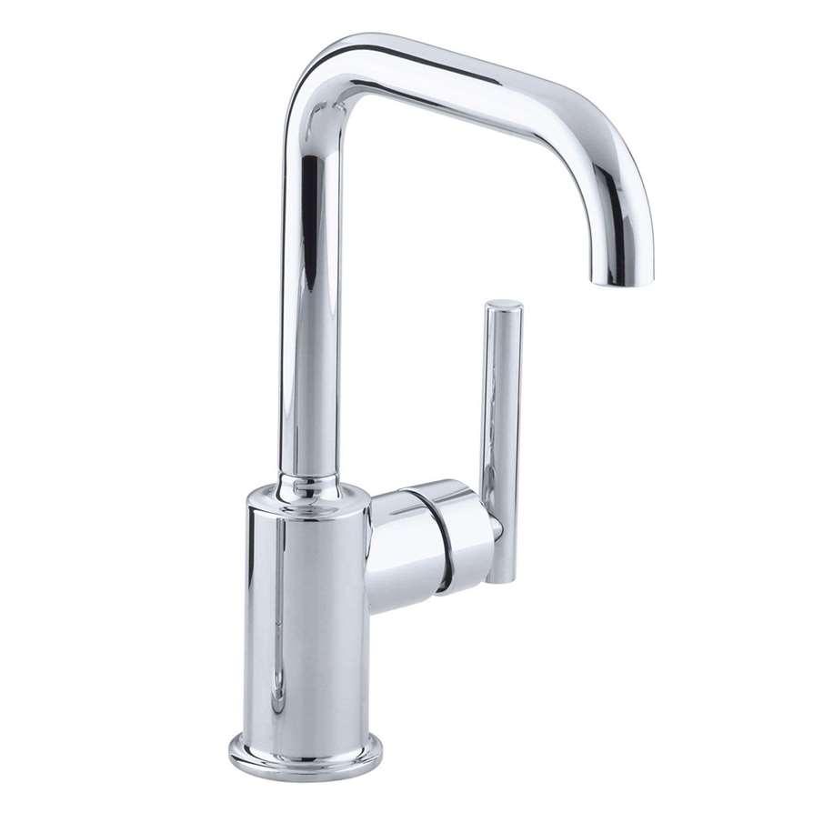 Kohler Kitchen Taps : Kohler: Purist Chrome Tap - Kitchen Sinks & Taps