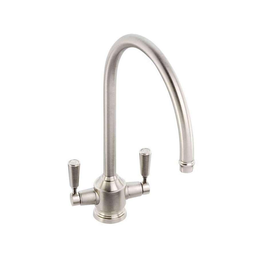 Abode: Hargrave Brushed Nickel Tap AT1151 - Kitchen Sinks & Taps
