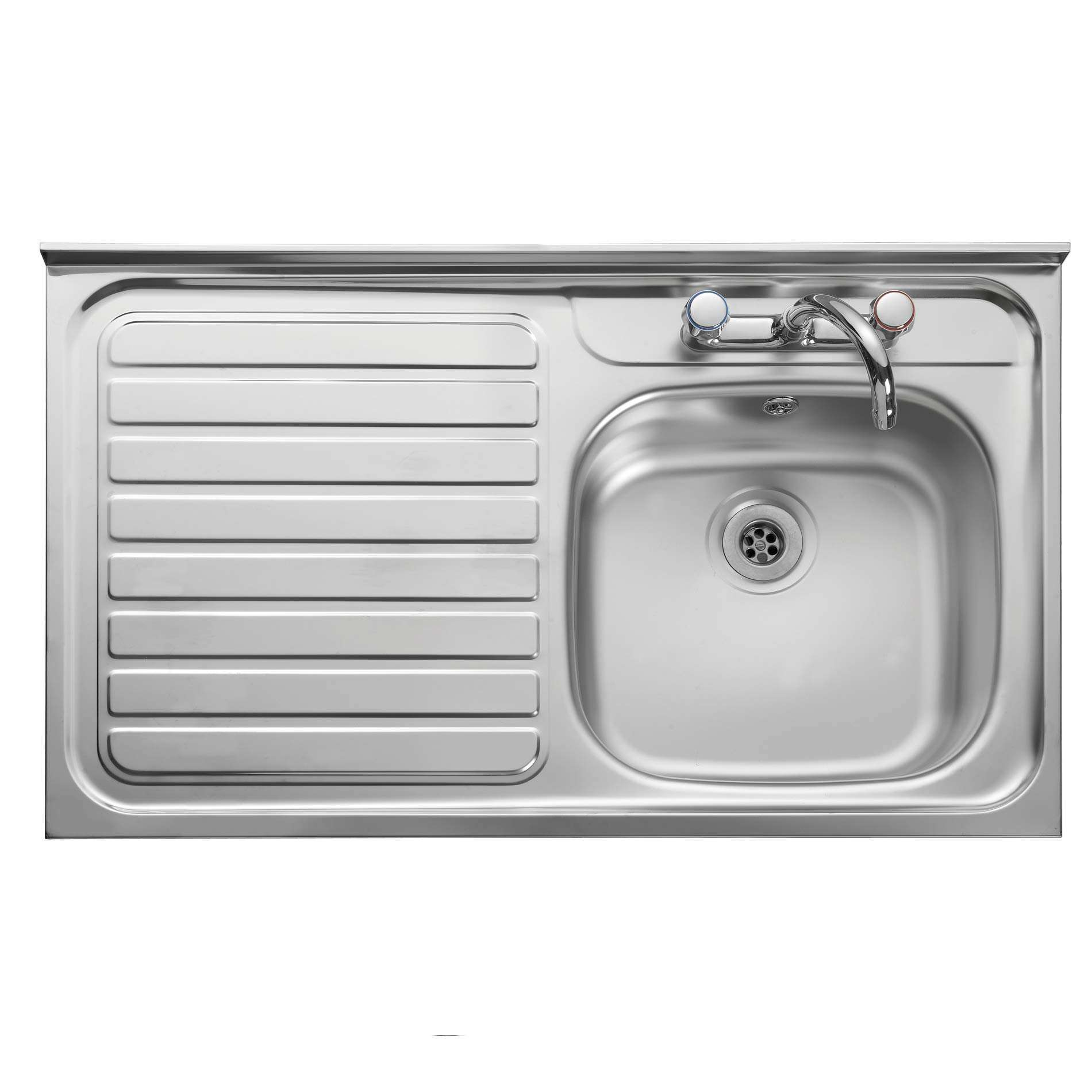 Leisure Contract Lc106 Stainless Steel Sink Kitchen