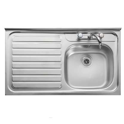 Picture of Leisure: Contract LC106 Stainless Steel Sink