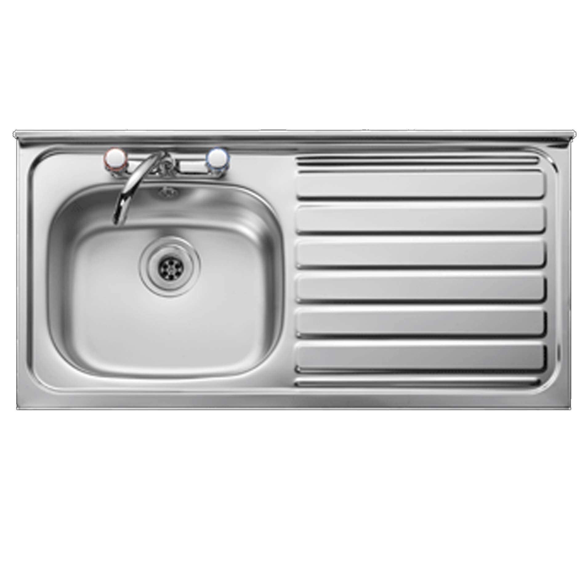 Picture of Contract LC105 Stainless Steel Sink