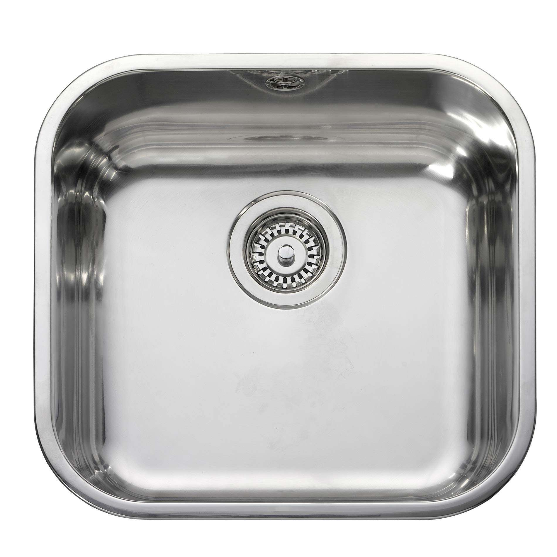 Leisure Single Bowl Bss40 Stainless Steel Sink Kitchen