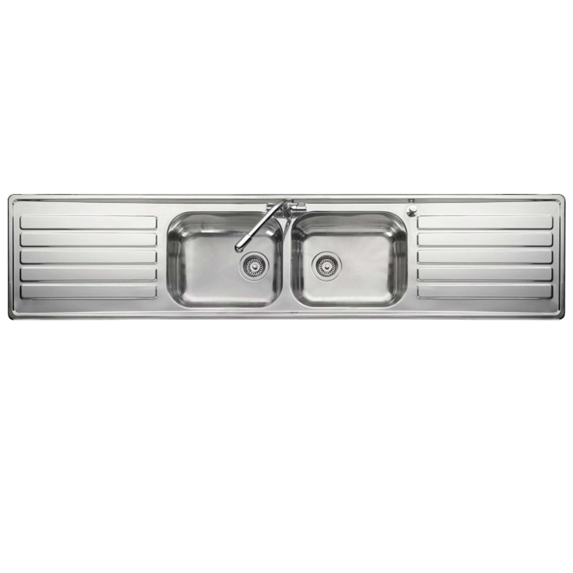 Picture of Luxe LX84 Stainless Steel Sink