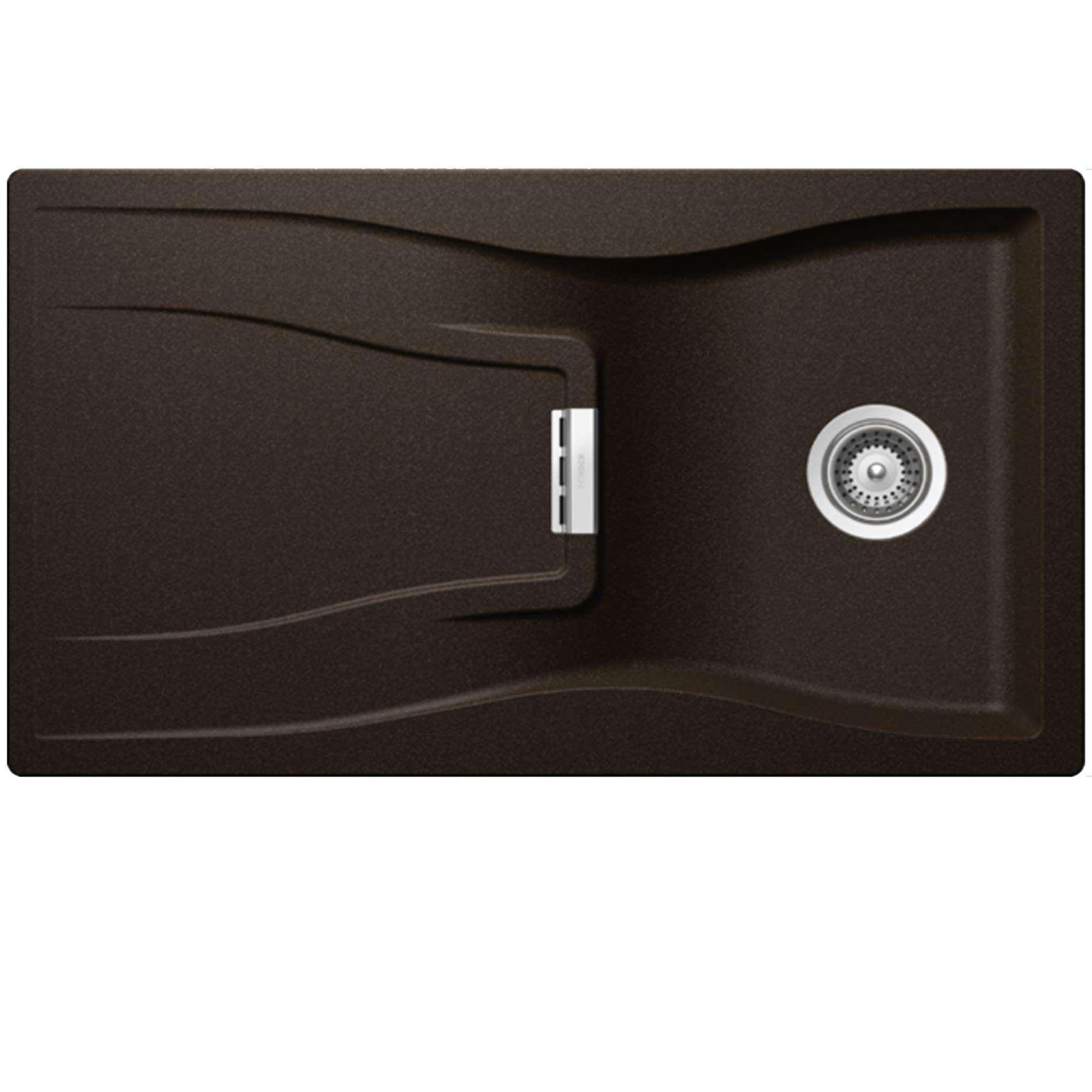 Picture of Waterfall WAT D 100 Bronze Granite Sink