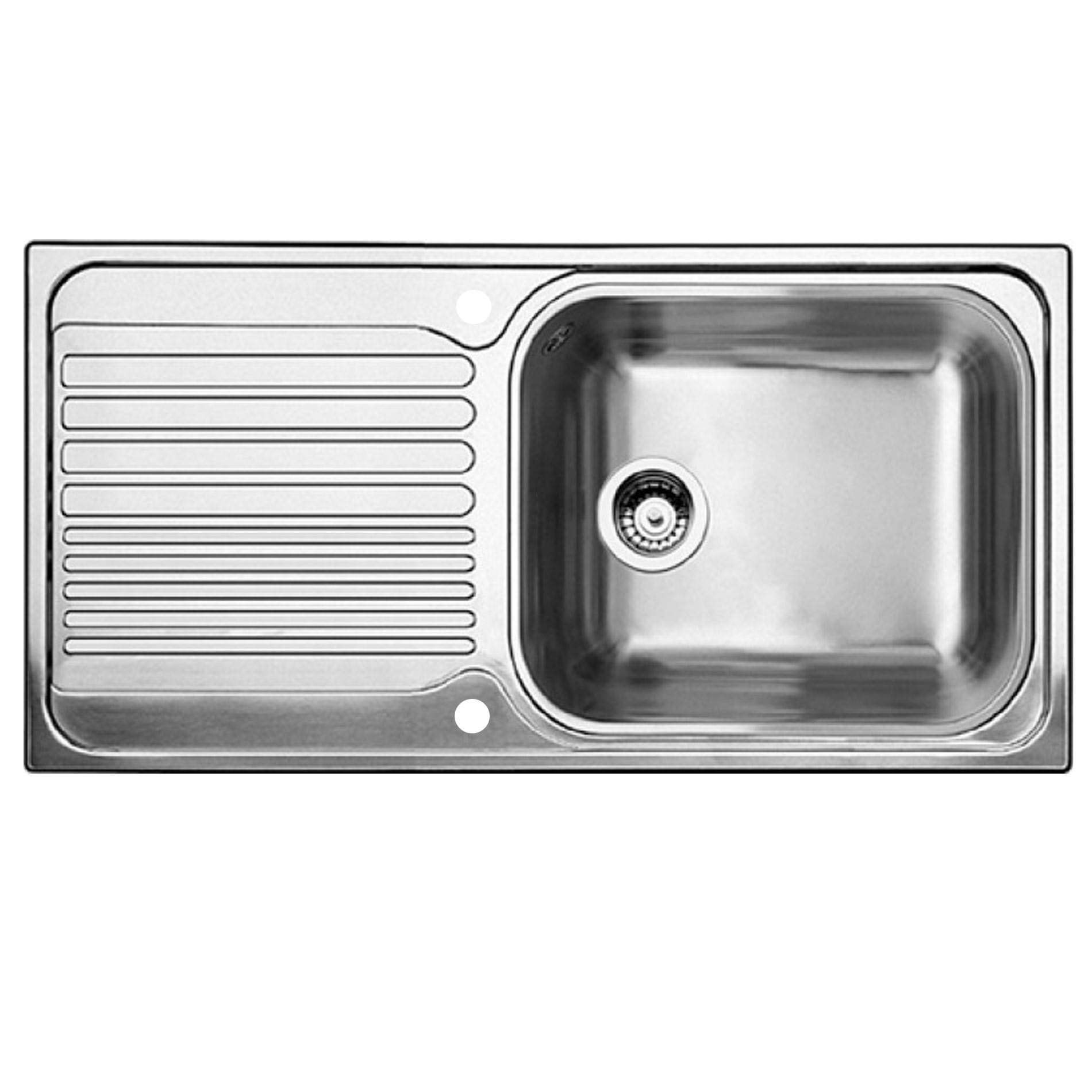Blanco: Tipo XL 6 S Stainless Steel Sink - Kitchen Sinks & Taps