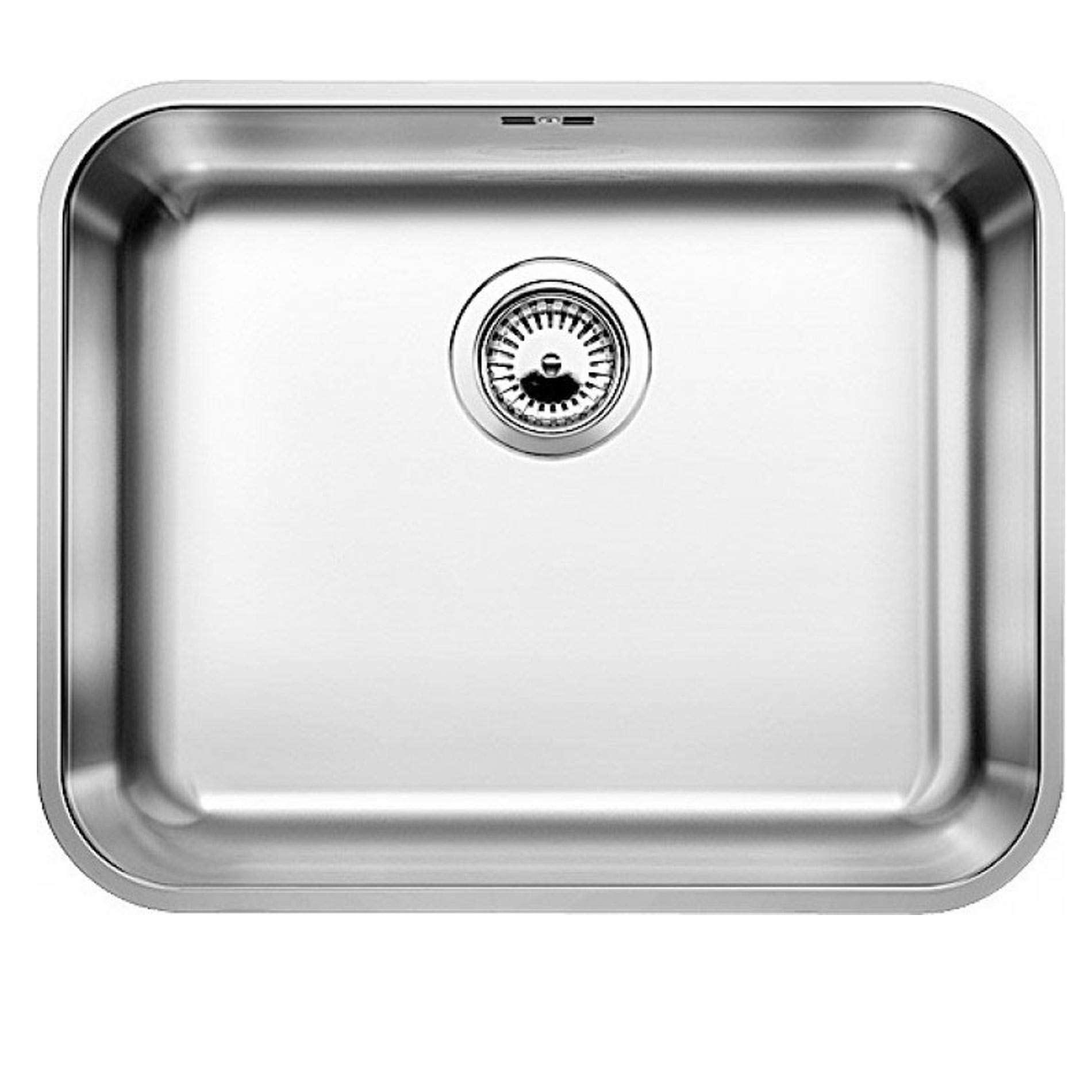 Blanco supra 500 u stainless steel sink kitchen sinks for German kitchen sink brands