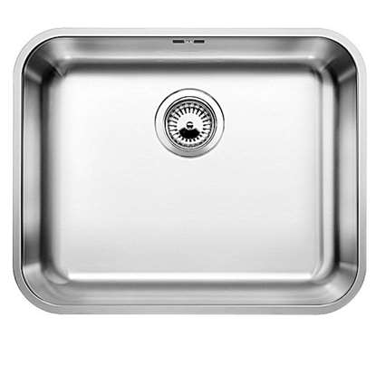 5a7b70eb87 Leisure: Linear Compact LR8001 Stainless Steel Sink - Kitchen Sinks ...