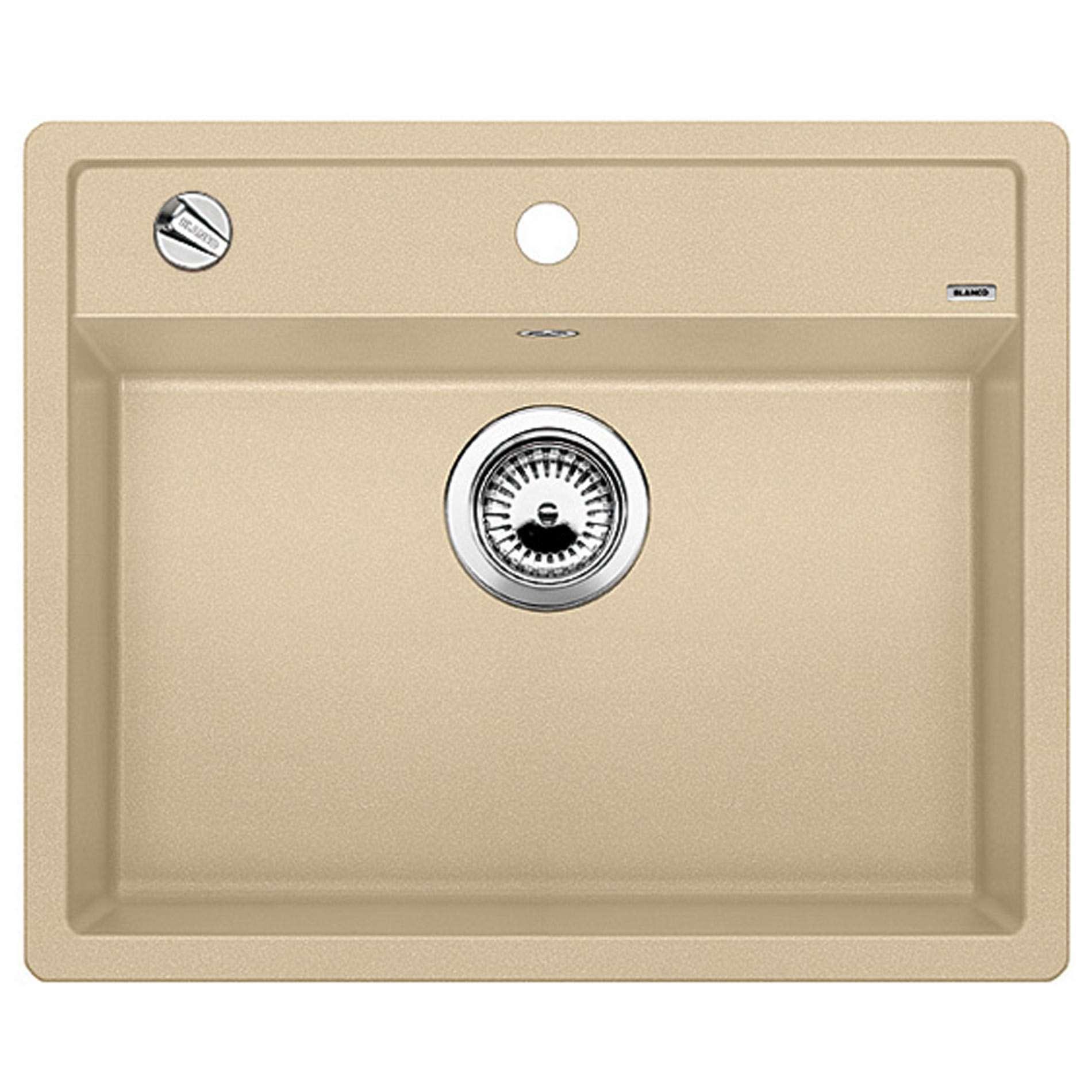 Blanco dalago 6 champagne silgranit sink kitchen sinks for German kitchen sink brands