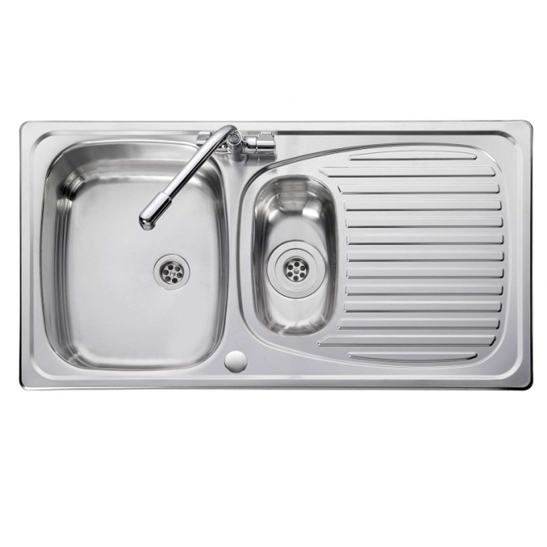 Picture of Euroline EL9502 Stainless Steel Sink