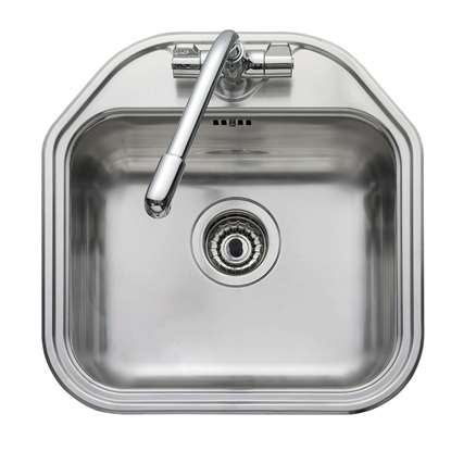 Picture of Leisure: Linear LR460 Stainless Steel Sink