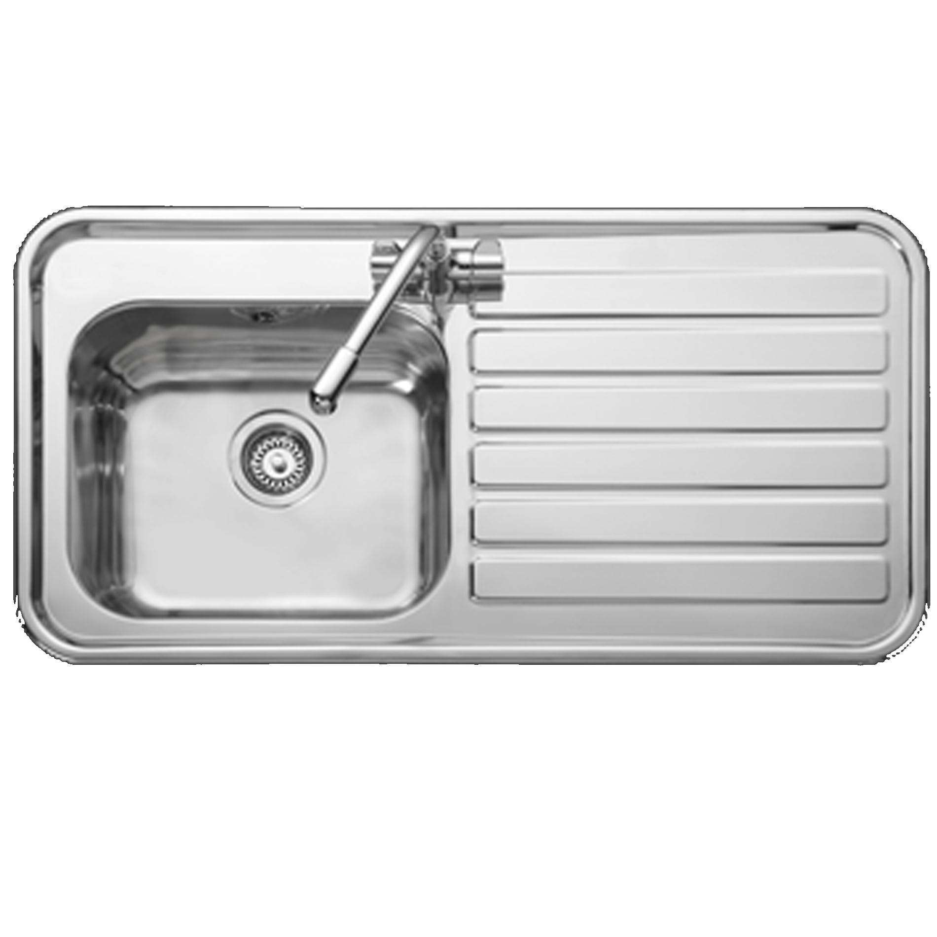Picture of Luxe LX105 Stainless Steel Sink