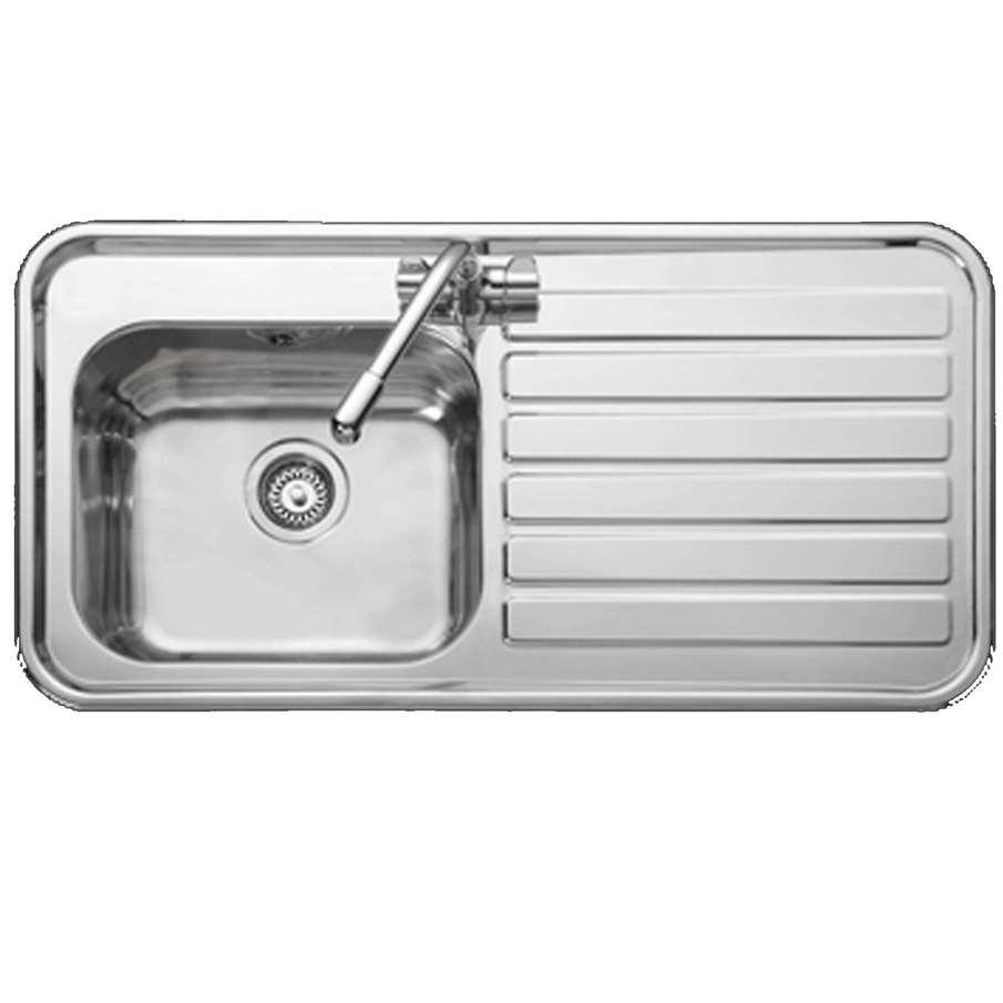 Leisure Luxe Lx105 Stainless Steel Sink Kitchen Sinks