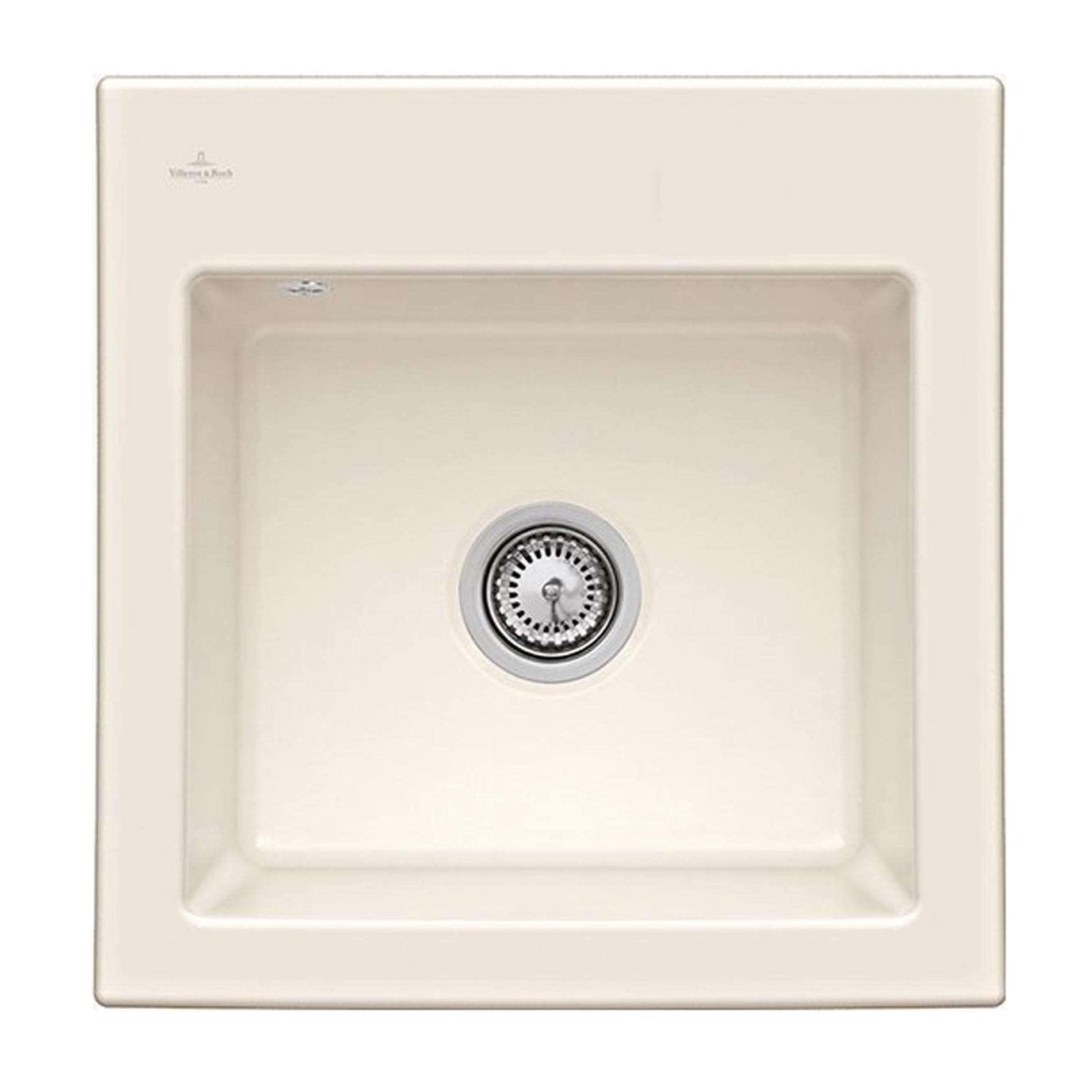Villeroy boch subway 50 s cream ceramic sink kitchen sinks taps picture of subway 50 s cream ceramic sink workwithnaturefo