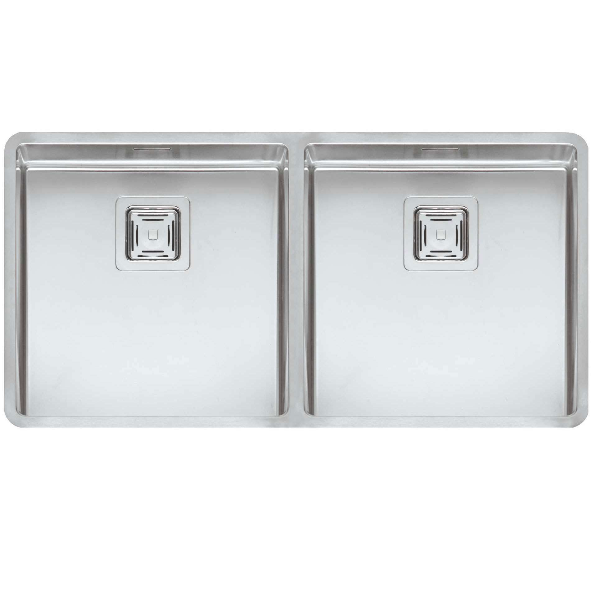 Picture of Texas 40x40+40x40 Stainless Steel Sink