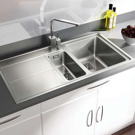 large kitchen sinks uk kitchen sinks amp taps 6805