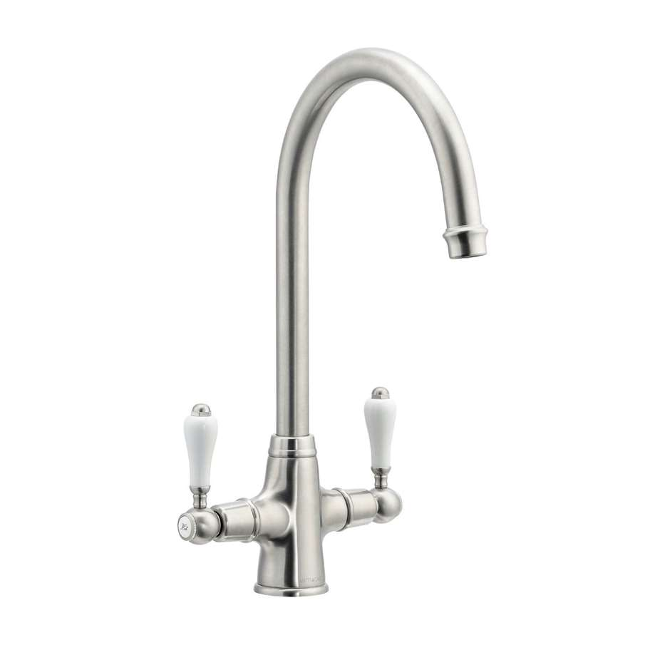 kitchen sinks taps astracast colonial brushed tap tp1024
